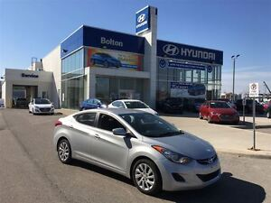 2012 Hyundai Elantra GLS Sunroof Heated Seats Bluetooth Cruise