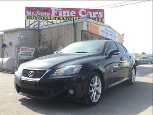 2011 Lexus IS 250 LOADED | AWD| LEATHER