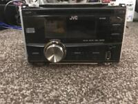 Jvc kw 520 double din stereo
