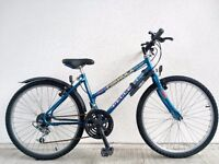 """(2172) 24"""" 15"""" PEUGEOT BOYS GIRLS CHILDS MOUNTAIN HYBRID BIKE BICYCLE; Age: 9-13; Height: 135-155 cm"""