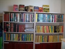 244 dennis wheatley books plus one video