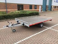 """BRAND NEW lawn mower,quad, Car Trailer Transporter Recovery LAST ONE ! ( 9'8"""" x 6'6"""" )"""