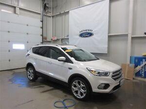 2017 Ford Escape Titanium Tech Pkg - Ford Certified Vehicle - FI