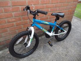 Apollo bike (5-8 year olds) in very good condition