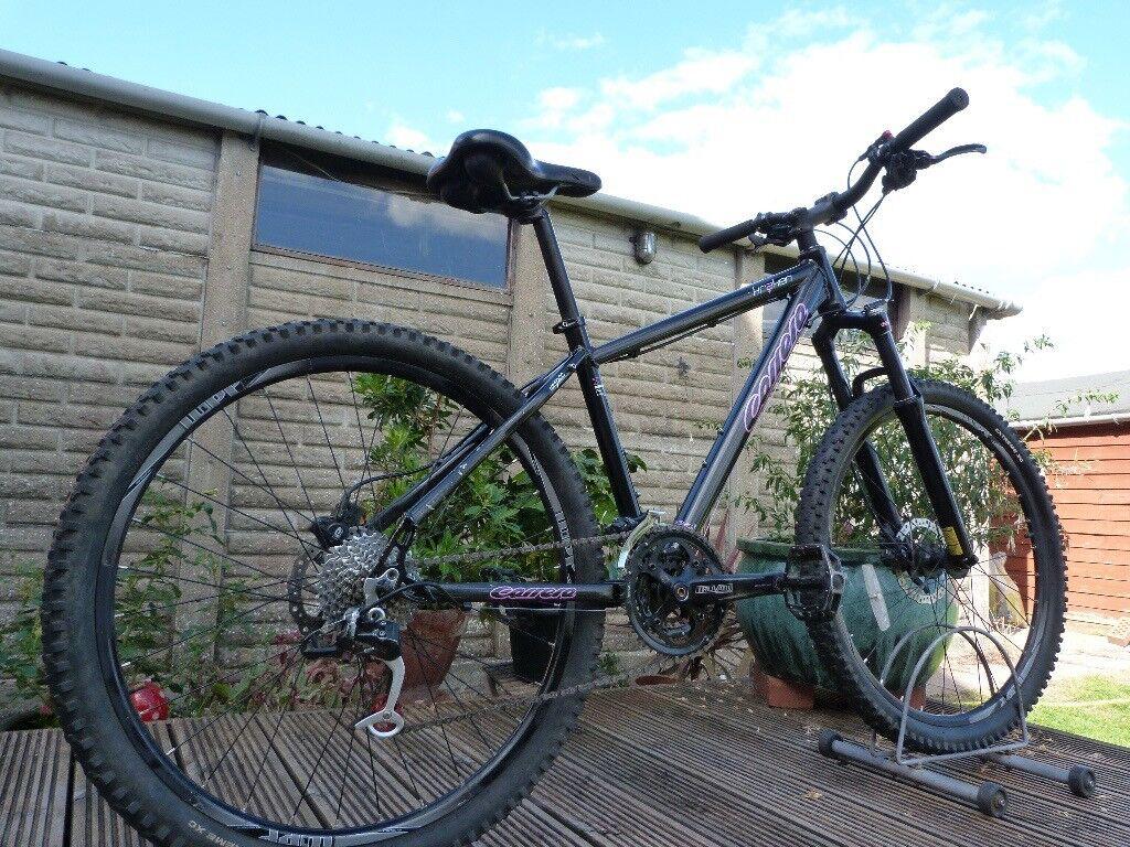 Carrera Kraken Hardtail Mountain Bike - 16\