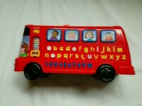 Musical playtime bus. Only £6
