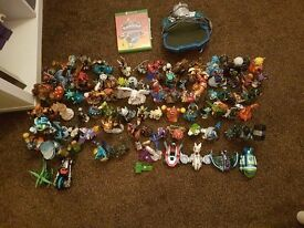 84 skylanders and the supercharge game and portal xbox one