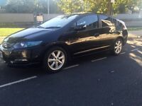 Honda Insight, 2012 Reg, Semi Hybrid. 1 year PCO, ready with Uber