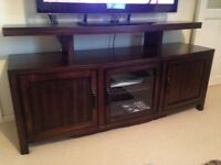 Solid wood sideboard/tv stand