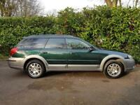 Subaru Outback 4WD (AWD) estate