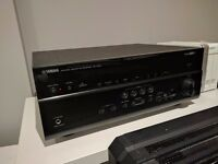 Yamaha RX-V673 7.2 Channel 100 Watt AV Receiver