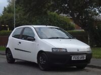 Fiat Punto 1.2 3dr£500 p/x welcome LONG MOT,LOW TAX AND INSURANCE