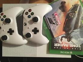 Xbox one three games