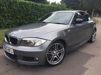 BMW 118D COUPE ** LOW MILES+ CRUISE CONTROL HEATED LEATHERS