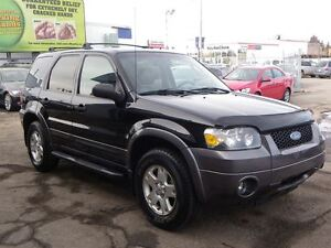 2006 Ford Escape XLT 4WD|LEATHER|ONLY 101,000KMS!