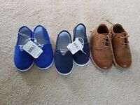 size 6 boys shoes- brand new