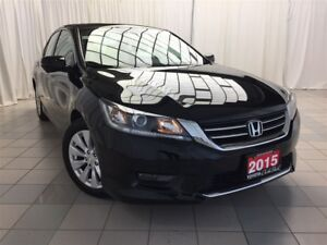 2015 Honda Accord EX-L *Leather and Snow Tires!*
