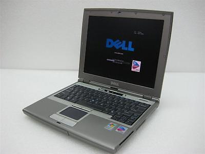 DELL LATITUDE D400 Pentium M 1.3GHZ 512MB 30GB *DVD-RW*