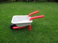 Toddlers Garden Wheelbarrow