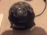 Acme 10W DMX RGBW Astro Lighting Effect Disco DJ