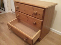 Chest of drawers - small / child size