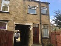 2 Bedroom House to rent on Westpark terrace bd8 £90 per week