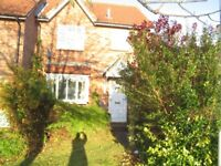 3 bedroom modern semi detached house to rent in Blandford Forum . With conservatory and garage.