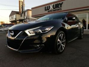 2016 Nissan Maxima SL-NAVIGATION-CAMERA-LOADED