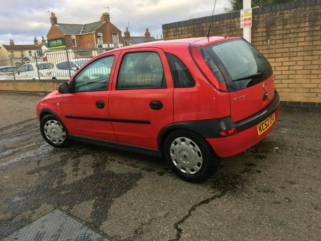 Vauxhall Corsa 1.2 cheap car