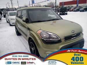 2013 Kia Soul 2.0L 2u w/ECO | HEATED SEATS | BLUETOOTH