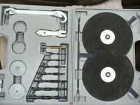 CUTTING & GRINDING SET (New & Boxed)