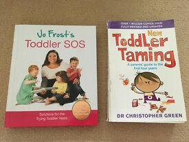 Parenting/ toddler books