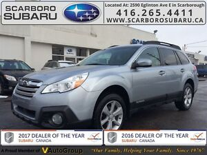 2013 Subaru Outback 2.5i Touring PKG, FROM 1.9% FINANCING AVAILA