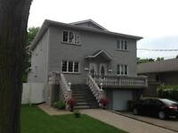 Spectacular 61/2 upper duplex for rent on 44th Ave, Lachine