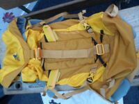 Gregory Alpinisto 50 backpack/ruck sack for hiking/walking