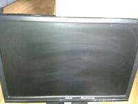 Asus VW 220 TE LCD Monitor 19 inch