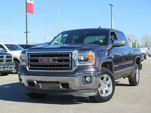 2015 GMC Sierra 1500 SLT! Leather! Hitch! Backup Camera!