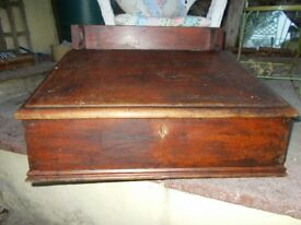 Antique Wooden Bureau