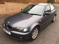 BMW 3 SERIES 318i SE 51 PLATE ** AUTOMATIC ** ONLY 50,000 MILES ** YEAR MOT **