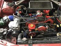 Subaru supercharger kit 93-99 EJ20 and EJ22 SOHC