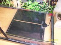VIVARIUM EQUIPMENT - VARIOUS