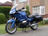 BMW R1150RS LOW MILEAGE Only 33,000, BMW Luggage incl. Fantastic long distance Tourer/Sports bike
