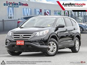 2013 Honda CR-V LX One owner vehicle, Clean Car Proof report,...
