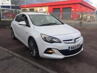 2012 Vauxhall Astra Limited Edition VX 1.6 Petrol Geat 40k Low Miles Long MOT Mint Condition White