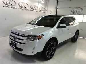 2013 Ford Edge SEL / LEATHER / NAVIGATION / SUNROOF