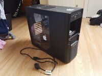 Gaming PC Desktop - R9 270X / AMD FX 6300 / 8GB HyperX Kingston Ram / Asus M5A97 Motherboard