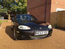 Mazda MX-5 Convertible (2001 - 2006) NB Facelift 1.8 2dr