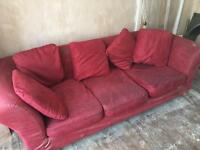 Large red ikea (FREE)