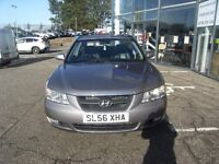2006 HYUNDAI SONATA 2.0 CRTD 4D 139 BHP**** GUARANTEED FINANCE **** PART EX WELCOME ****