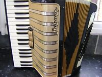hohner lightweight 72 bass accordion good starter model
